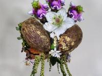 Imidacloprid Mask - Soy, hay, walnut, and lemon flowers