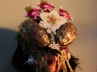 Imidacloprid Mask -Soy, hay, walnut, and lemon flowers