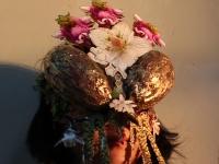 Imidacloprid Mask -Soy, hay, walnut, and lemon flowers