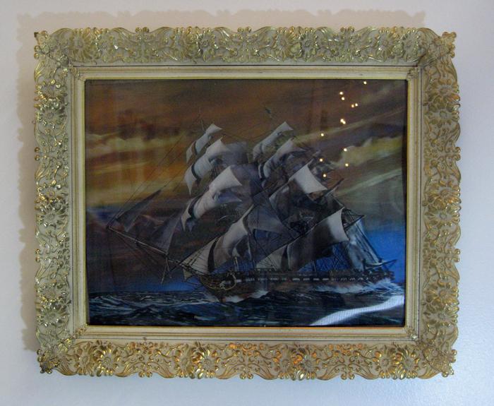 Lenticular Ship